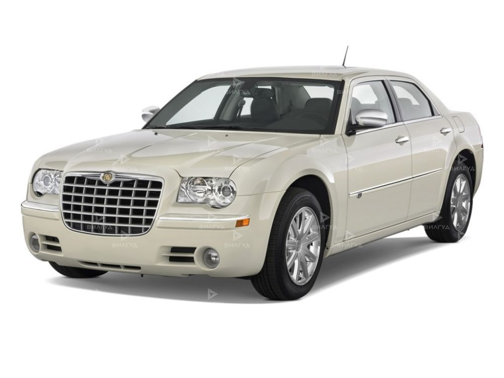 Диагностика ошибок сканером Chrysler 300C в Химках