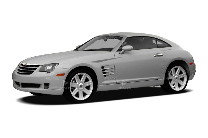 Диагностика ошибок сканером Chrysler Crossfire в Химках